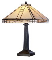 Ophelia 300mm Tiffany Table Lamp