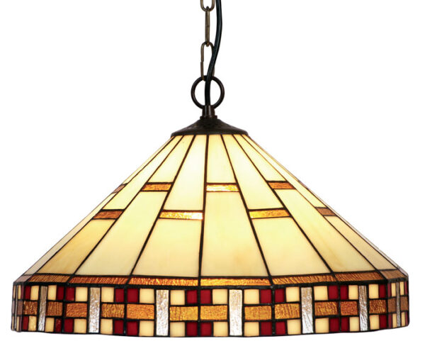 Aremisia 400mm Tiffany Pendant Light