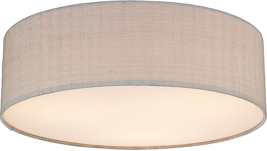 glass ceiling for brushed nickel fixture modern lights bed acrylic item light flush mount ceilings