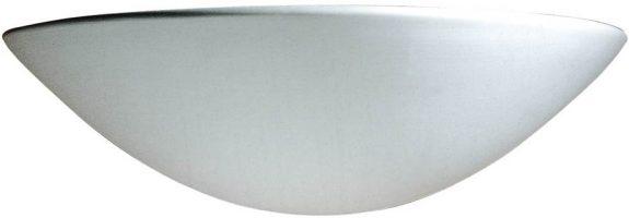 Dar Radius Modern Paintable Shallow Ceramic Wall Washer