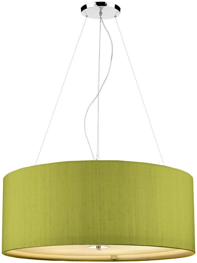 Dar renoir 6 light 90cm silk drum pendant various colours ren0690cm dar renoir 6 light 90cm silk drum pendant various colours aloadofball Choice Image
