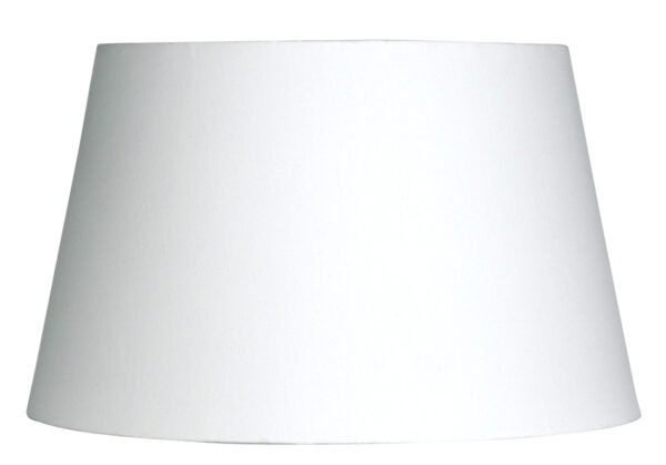 Replacement White Swing Arm Wall Light Lampshade