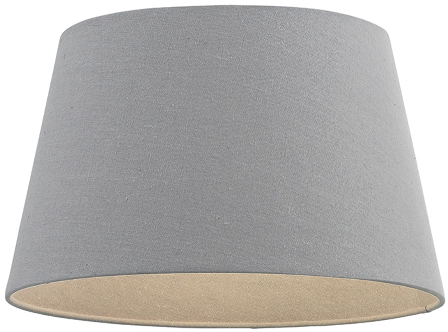 Cici grey fabric 16 inch tapered large table lamp shade cici 16gry cici grey fabric 16 inch tapered large table lamp shade aloadofball Gallery