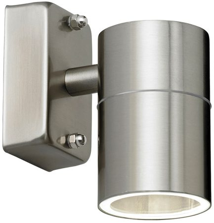 Modern Stainless Steel External Wall Downward Spot Light