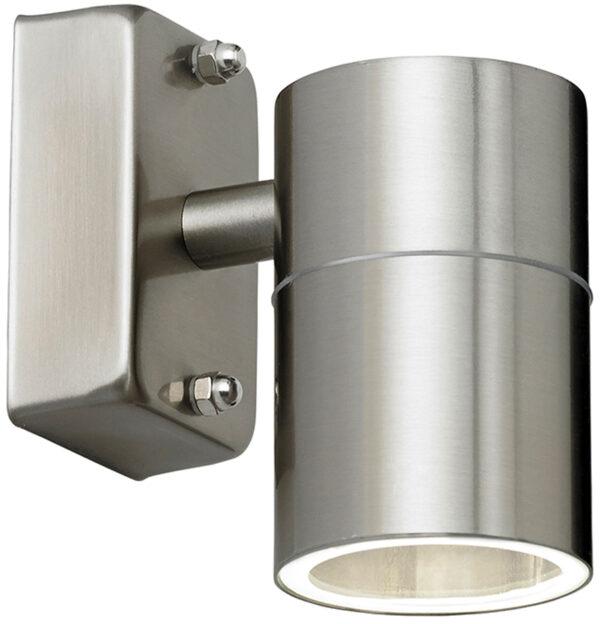 Modern Stainless Steel External Wall Downward Spot Light