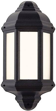 Traditional Rust Proof Half Lantern Outdoor Wall Light