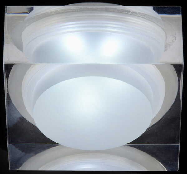 Square Acrylic Recessed LED Bathroom Downlight