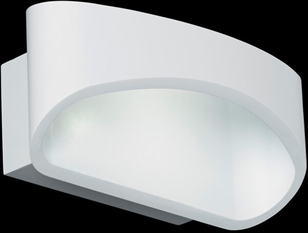Johnson Contemporary White LED Wall Washer Light