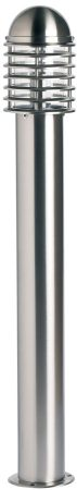 Modern Stainless Steel 1000mm Garden Post Light