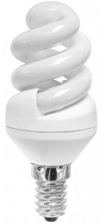 Spiral 11w SES Warm White Flourescent Light Bulb