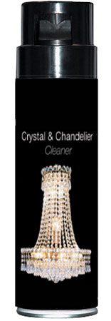 Spray On Crystal Chandelier Cleaner Aerosol Can