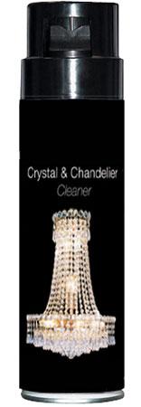 Spray On Crystal Chandelier Cleaner Aerosol Can