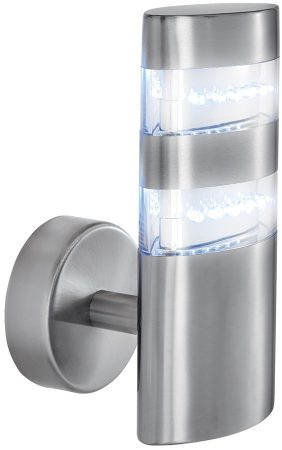Modern Stainless Steel IP44 LED Outdoor Wall Light