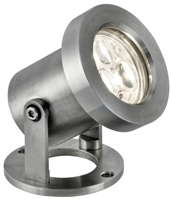 Small Stainless Steel Outdoor IP65 LED Spotlight