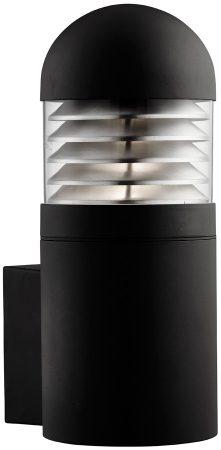 Large Modern Cast Aluminium Cylinder Outdoor Wall Light