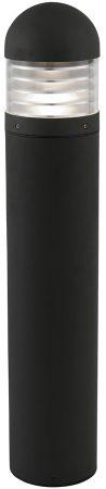 Black Finish IP65 Outdoor Bollard Post Light