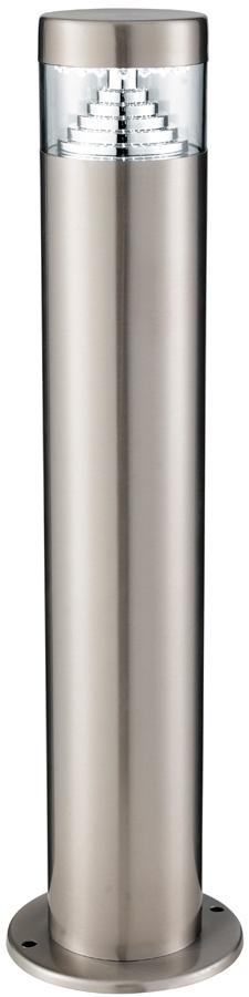 Modern Stainless Steel 450mm LED Garden Bollard