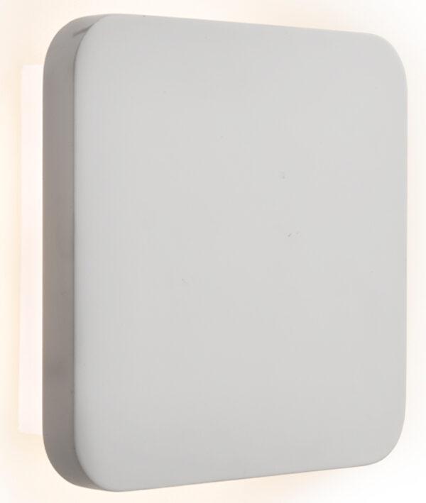 Modern Square Plaster LED Wall Washer Light