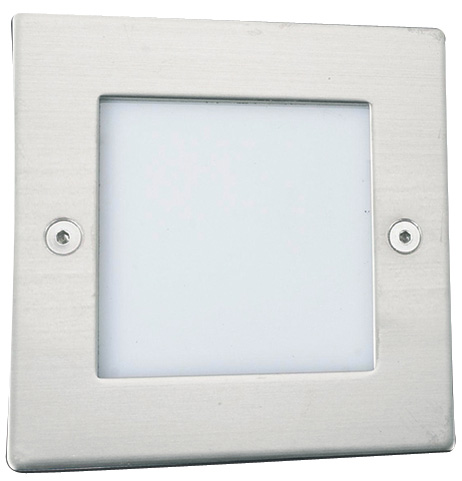 Small Stainless Steel LED Outdoor Wall Or Stair Light