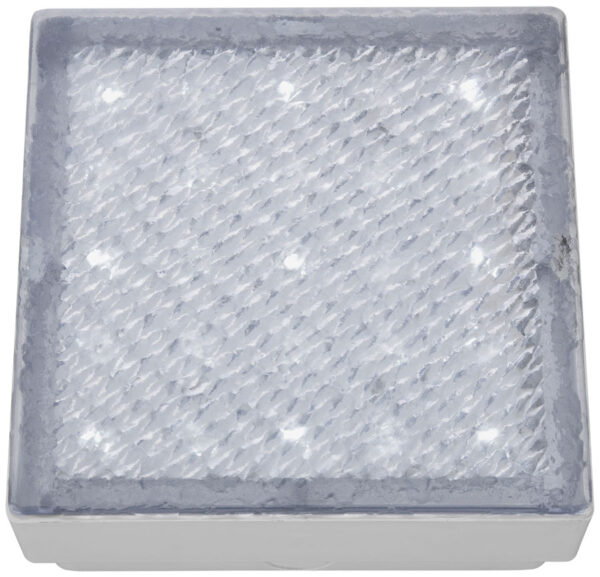 Small Pure White LED Ip68 Recessed Square Walkover Light