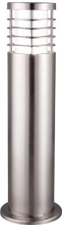Modern Stainless Steel 45cm Outdoor Post Light