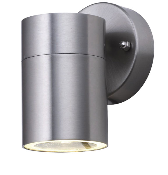 Woodstock Stainless Steel Outdoor Wall Down Spot Light 5008 1 Led