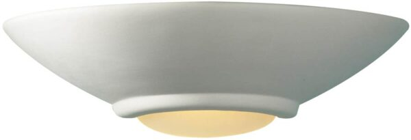 Dar Stella Traditional Ceramic And Glass Wall Washer Light