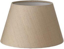 Sloane Silk 20cm Small Table Lamp Shade Colour Choice