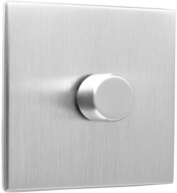 Fantasia Satin Stainless Steel Rotary Fan Speed Controller Switch
