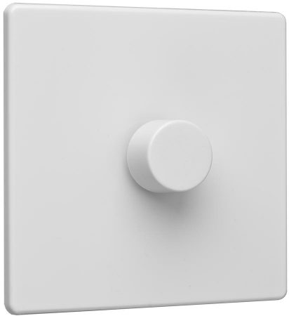 Fantasia White Rotary Fan Speed Controller Wall Switch