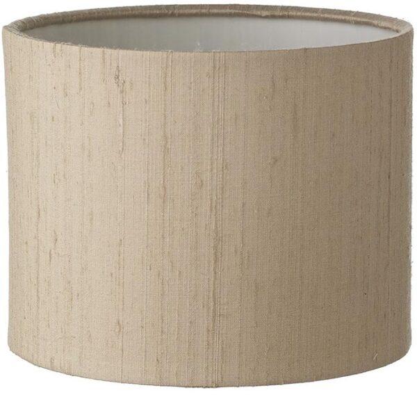 Zuton Pure Silk 15cm Drum Wall Light Shade Colour Choice