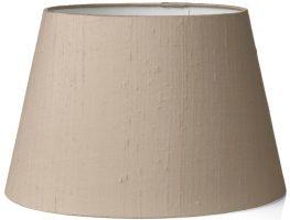 Zuccaro Pure Silk 36cm Empire Lamp Shade Colour Choice