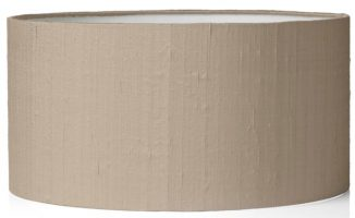Zuton Pure Silk 40cm Drum Shade Colour Choice