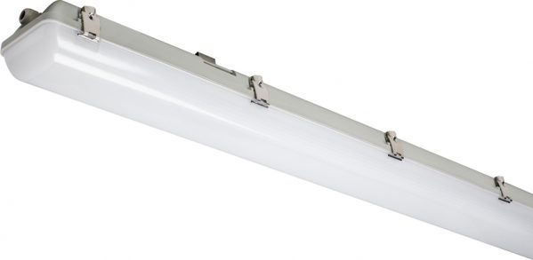 Dura 6ft IP65 Anti Corrosive Single 28W LED Garage Batten