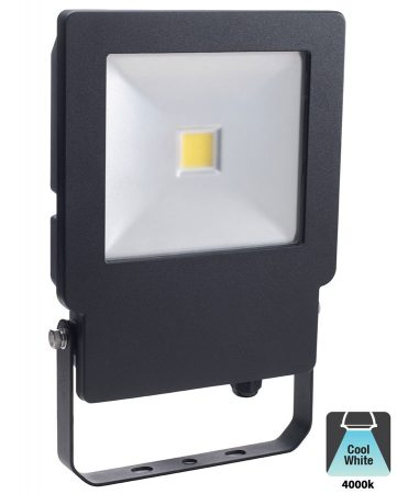 Bell Skyline 30w LED Outdoor Security Floodlight Black IP65