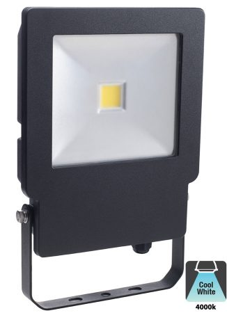 Bell Skyline 50w LED Outdoor Security Floodlight Black IP65