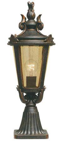 Baltimore Medium Bronze Traditional Outdoor Post Top Lantern
