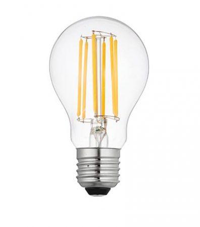 Dimmable Filament E27 GLS Light Bulb 8w LED 1100 Lumens