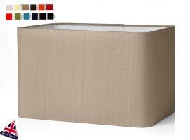 Zoffany Large Rectangular Table Lamp Shade Colour Choice
