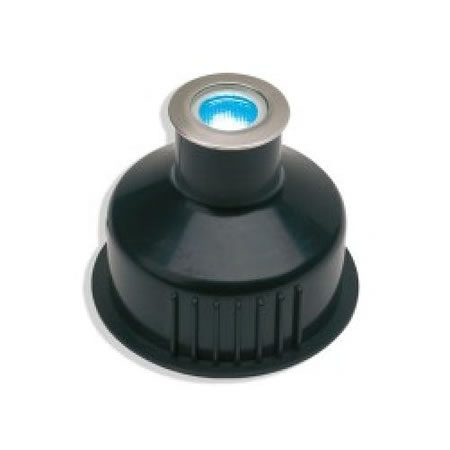 White LED IP67 Driveover Light