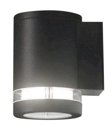 Elstead Magnus 1 Light Outdoor Wall Down Light Graphite IP44
