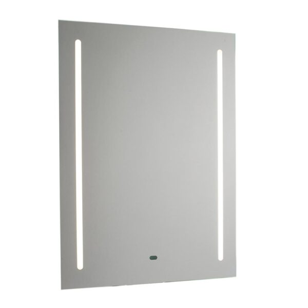 Endon Nero Sensor Switch LED Bathroom Mirror Shaver Socket IP44