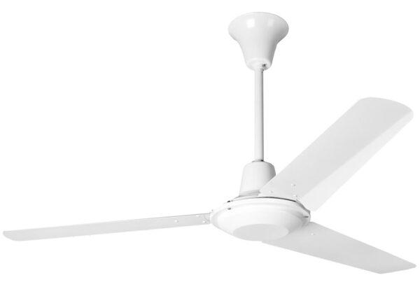 Fantasia 48″ Commercial Ceiling Fan White Forward & Reverse