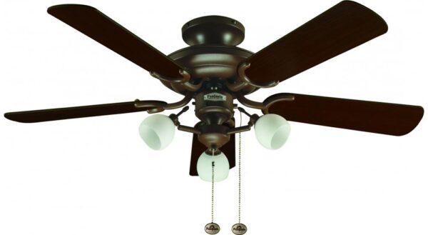 Fantasia Mayfair Combi 42″ Ceiling Fan Light Chocolate Brown