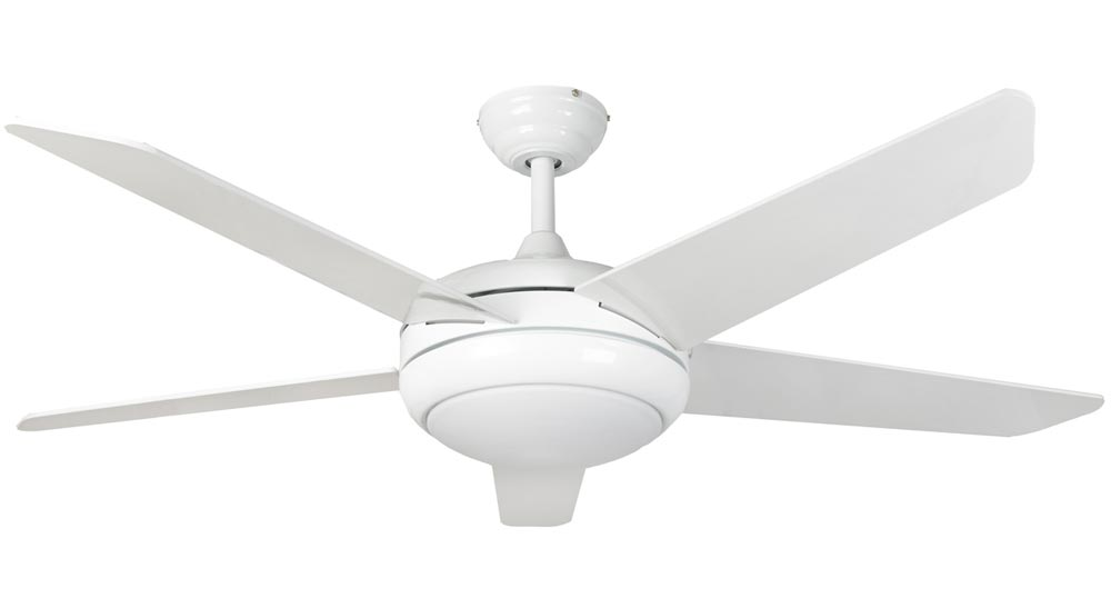 "Fantasia Neptune 54"" Remote Control Ceiling Fan LED Light"