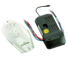 Fantasia Remote Control Fan Speed Lights All Fans Except Viper