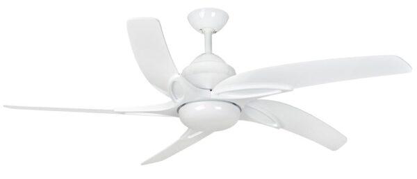 Fantasia Viper 44″ Remote Control Ceiling Fan Halogen Light White