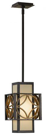 Feiss Remy Art Deco Style Hall Lantern Designer Pendant