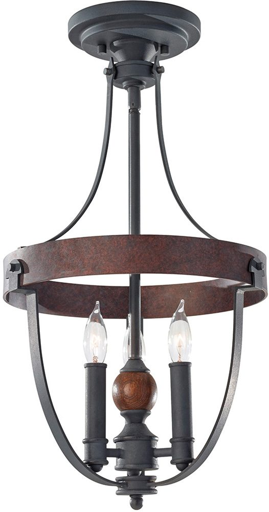 Feiss alston 3 light rustic french country cottage chandelier fealston3 feiss alston 3 light rustic french country cottage chandelier aloadofball Image collections