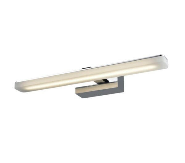 Quality Picture Light Style LED Bathroom Over Mirror Light Chrome IP44